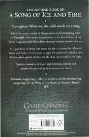 a clash of kings reissue a song of ice and fire book  a clash of kings reissue a song of ice and fire book 2 amazon co uk george r r martin 9780007447831 books