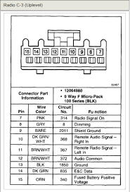 gmc envoy radio wiring diagram 2002 trailblazer ls radio wiring diagram wiring diagram 2005 chevy trailblazer radio wiring diagram images