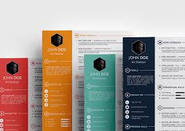 Free Creative Resume Template   learnhowtoloseweight net Modern Swiss Style Resume   CV PSD Template