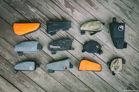 Top <b>Tube Bag</b> Roundup - BIKEPACKING.com