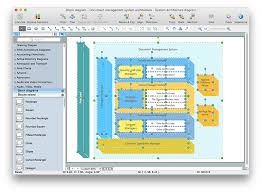 add a block diagram to a ms word document  conceptdraw helpdeskconceptdraw block diagram