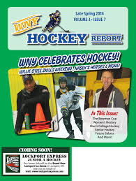 wny hockey report by wny hockey report issuu