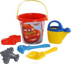 <b>Disney</b> / <b>Pixar Набор</b> игрушек для песочницы Тачки №25, цвет в ...