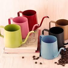 <b>250ML</b>/350ML Pour <b>Hand Coffee</b> Drip <b>Pot</b> Long Gooseneck <b>Kettle</b> ...
