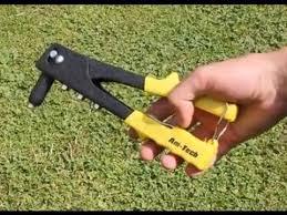 pull rivet gun