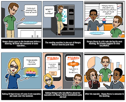 storyboard that the world s best online storyboard creator create an elevator pitch a storyboard