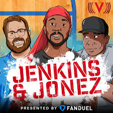 The Jenkins & Jonez Podcast