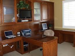t shaped desks built office furniture plans