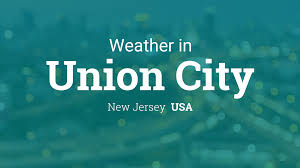 Weather for Union City, New Jersey, USA