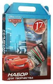 <b>Академия Групп Набор для</b> творчества Cars (CRBS-US1-SET2 ...
