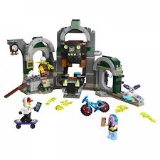 Купить <b>Конструктор Lego Hidden</b> Side 70430 Метро Ньюбери в ...
