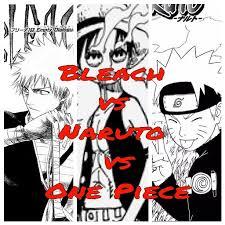 <b>Bleach vs</b> Naruto <b>vs One Piece</b> | Anime Amino