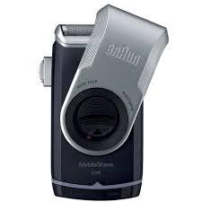 16 отзывов на <b>Электробритва Braun MobileShave</b> M90, черный ...