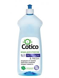 <b>Вода для утюгов</b> PROTECTION 1л. <b>COTICO</b> 12595232 в интернет ...