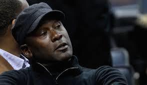 Michael Jordan Victimized By Meme-Wielding Teen via Relatably.com