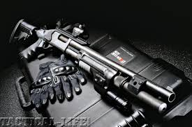 Remington Tactical Shotgun