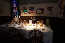 Christmas Table at <b>Royal Copenhagen</b> - Picture of Royal ...