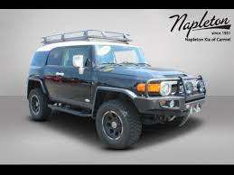 Used 2008 Toyota FJ Cruiser 4WD for sale in INDIANAPOLIS, IN ...