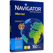 "<b>Бумага</b> ""<b>Navigator Office</b> Card"", A3, 250 листов, 160 г/м2 оптом в ..."
