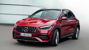 2021 <b>Mercedes GLA</b> Debuts With 302-HP AMG 35, Car Wash Function