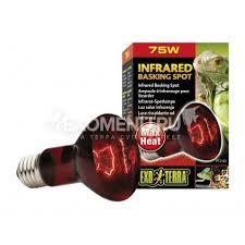 <b>Инфракрасная лампа</b> Heat Glo, R 20, 75 Вт