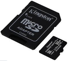 Купить <b>Карта памяти Kingston</b> microSDHC, Class 10, 32 Gb в ...