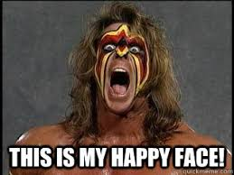 Ultimate Warrior memes | quickmeme via Relatably.com