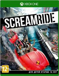 <b>Игра для приставки Microsoft</b> Xbox One Scream Ride Рус. версия ...