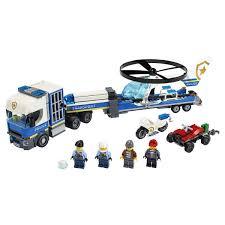 <b>Конструктор Lego City</b> Police Полицейский вертолетный ...