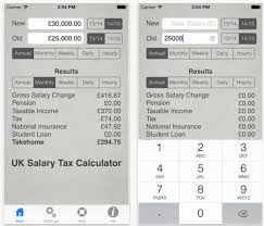 best uk tax apps for iphone users know your mobile uk salary calculator 2014 15