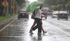 Resultado de imagen para Chubascos dispersos con tormentas eléctricas ocasionados por la humedad y la vaguada sobre nuestro país