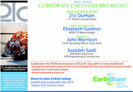earth day earthsharenc front earthdaybreakfastdigitalinviteback only