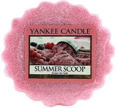 Yankee <b>Candle</b> Summer Scoop <b>Wax Melts</b> - <b>Ароматический воск</b> ...