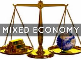 words essay on as a mixed economy