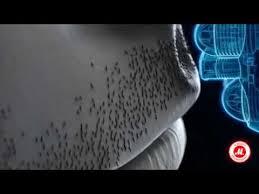 Новая <b>бритва Braun Series 3</b> с технологией Microcomb - YouTube