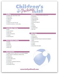6 tips for vacation packing printable vacation packing 6 tips for vacation packing printable vacation packing lists virtually yours