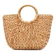 Hot-sale designer JOSEKO <b>Straw Bag Women</b> Summer <b>Rattan Bag</b> ...