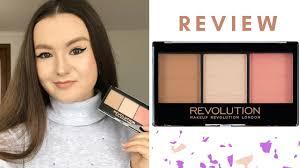 <b>Makeup Revolution Ultra Sculpt</b> & Contour Kit (Ultra Fair) - Review ...