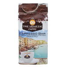 <b>Кофе</b> в зернах <b>Tre Venezie</b> Caffe Espresso 250 г (4856623) купить ...
