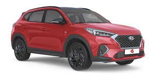 Hyundai Tucson <b>N Line</b> Dynamic Москва цена комплектации в ...