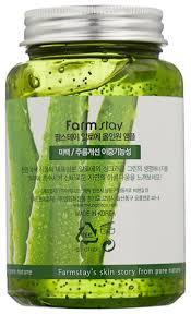 Farmstay <b>All</b>-In-One Aloe Ampoule <b>Сыворотка для лица</b> с ...