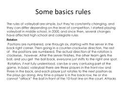 rules of volleyball essay   essay for you  rules of volleyball essay   image