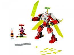 Купить <b>Конструктор Lego Ninjago Реактивный</b> самолёт Кая в ...