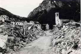 Risultati immagini per Trasaghis + terremoto