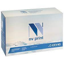 Купить <b>Тонер NV PRINT</b> (NV-<b>CEXV40</b>) для CANON iR1133 ...