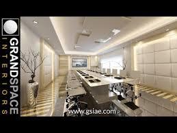 Interior Design of <b>Luxurious</b> Corporate <b>Offices</b> in UAE & Dubai 01 ...