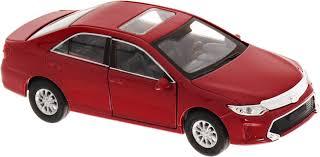 Welly <b>Модель автомобиля Toyota</b> Camry цвет бордовый — купить ...