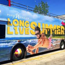 PURE MICHIGAN - <b>LONG LIVE SUMMER</b> - Rapport US