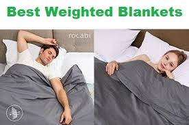 Top 15 Best Weighted Blankets in 2019