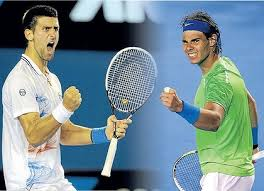 Resultado de imagen para djokovic vs nadal australian open 2012